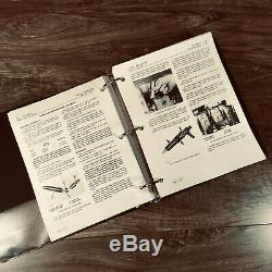 Service Manual For John Deere 4430 Tractor Repair Technical Shop Book