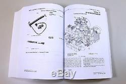 Service Manual For John Deere 850 950 1050 Tractor Repair Technical Shop Book