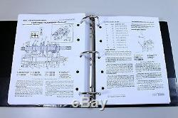 Service Manual For John Deere 850 950 1050 Tractor Technical Repair Shop Book
