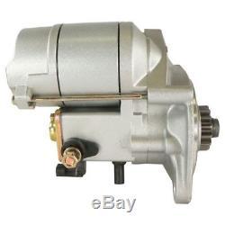 Starter For John Deere Utility Tractor 1070 650 670 750 770 850 855 856 870