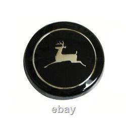 Steering Wheel & Cap Fits John Deere Tractor 2040 2240 2440 2550 2630 4030 4050