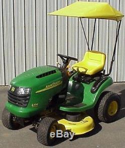 Sunshade Fits John Deere D100, L100, 100, and LA100 Series Lawn Tractors
