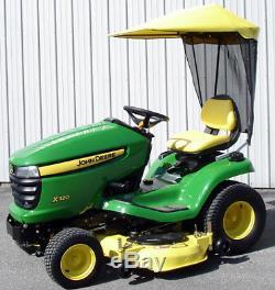 Sunshade Fits John Deere X300 Series Lawn Tractors