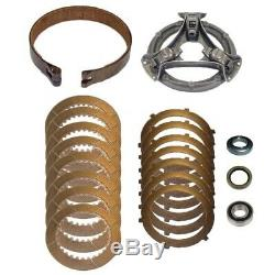 T21315 T20790 Replacement Steering Clutch Kit For John Deere Dozer 350 350B