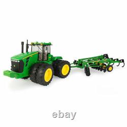 Tomy Big Farm John Deere 116 Scale 9530 Tractor With 2700 Ripper