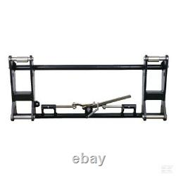 Tractor Loader Headstock Euro 8 Quick Change Frame