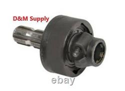 Tractor PTO Over Running Coupler Quick Connect 1 3/8 Over Run Clutch