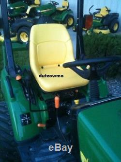 Upgraded Seat For John Deere Compact Tractors Upam