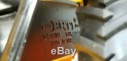 VINTAGE ERTL JOHN DEERE 2755 TRACTOR WithFRONT LOADER BUCKET YELLOW A 116 SCALE