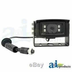 VS1C110 Universal Farm CabCAM Camera, 110° Fits All Combines and Tractors