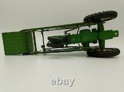 Vintage 1950s John Deere Tractor Loader 1/16 Carter Eska