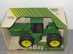 Vintage 1988 John Deere 8960 Denver Tractor 4WD Duals 116 NIB RARE