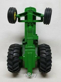 Vintage 1/16 Ertl John Deere 5020 Toy Tractor In Ice Cream Box With Insert