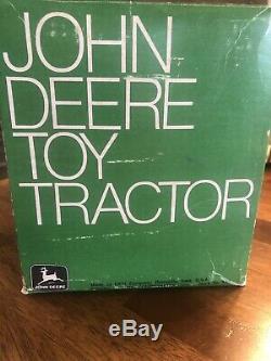 Vintage Ertl John Deere 3020 ROPS Tractor Very RARE New In Box NIB 1/16
