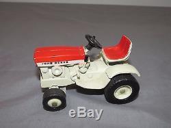 Vintage John Deere 140 Patio Lawn Garden Tractor ERTL New in Box RARE Red
