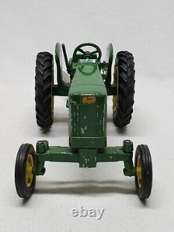 Vintage John Deere 430 Utility Tractor with 3 Point Hitch & Plow 1/16 Ertl Eska