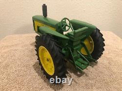 Vintage John Deere 630, 730 Toy Tractor With 3 Point Hitch, Ertl Eska Toys