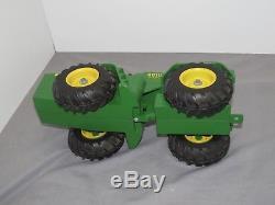 Vintage John Deere 8010 4WD Toy Tractor Eldon Trumm 1/16 Original RARE