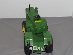Vintage John Deere 8020 4WD Toy Tractor Eldon Trumm 1/16 Original NICE