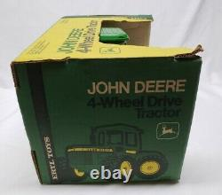 Vintage John Deere 8630 4wd Tractor In Yellow Top Box 1/16 Scale By Ertl