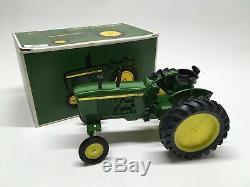 Vtg Sigomec John Deere 1/16 Die Cast 2420 Tractor Argentina Farm Toy NIB