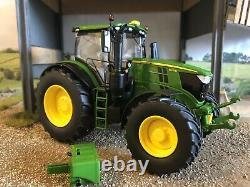 Wiking John Deere 6215R Tractor Conversion 132 scale Farm TRAKTOR
