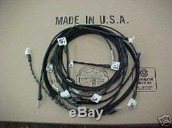 Wiring Harness for John Deerer M-830 Tractor