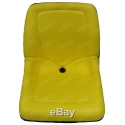 Yellow Michigan Seat for John Deere Gator Lawn Tractor
