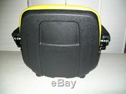 Yellow Seat Fit John Deere Compact Tractor 4200,4300,4400,4500,4600,4700, Jd #gl