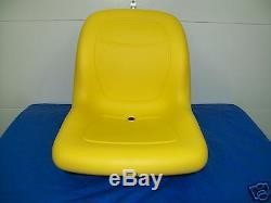 Yellow Seat Fits Jd John Deere 3203, 1023e, 3032e, 3038e Compact Tractors #my