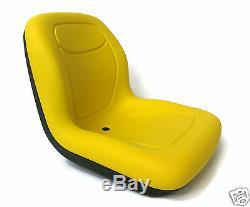 Yellow Seat Fits Jd John Deere 4044m, 4049m, 4052m, 4066m, Compact Tractors #mw