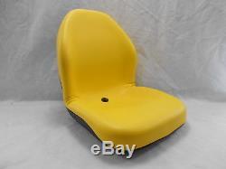 Yellow Seat John Deere 425,445,455,4100,4110,4115, Garden, Compact Tractors #ddai