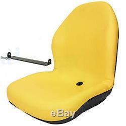 Yellow Seat John Deere Compact Tractors 670 770 790 870 970 990 1070 4005