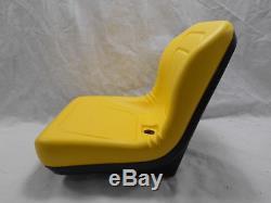 Yellow Seat John Deere Compact Tractors 670,770,790,870,970,990,1070,4005 #fiai