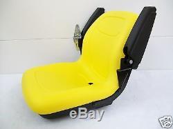 Yellow Seats Fits Jd John Deere 2210,3203,1023e, 3032e, 3038e Compact Tractors #mz