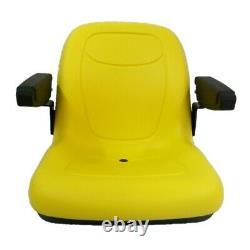 Yellow Seats fits John Deere 2210 3203 1023E 3032E 3038E Compact Tractors