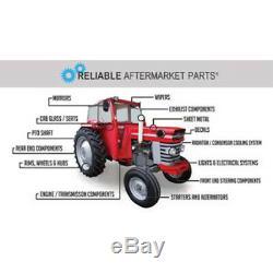 Yellow Tractor Suspension Seat fits John Deere 1020 1530 2020 2030 2040 2240